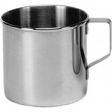Cana inox cu toarta 350 ml