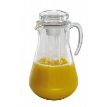 Carafa acril 3 litri - cu tub gheata