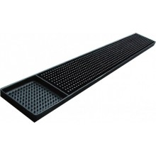 Bar mat   Covor bar pentru antialunecare din cauciuc 59x8x1 cm