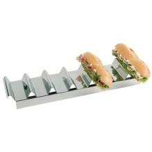 Display sandwich-uri din inox