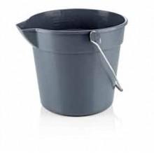 Galeata PP gri 10 litri