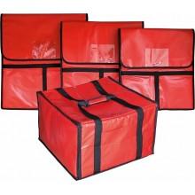 Geanta pentru transport 6 pizza 51x48x34 cm