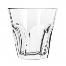 Pahar apa, whisky 350 ml Gibraltar Twist, 12 buc/cutie