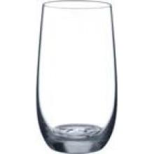 Pahar din cristal pentru longdrink model Lunar, 350 ml - set  6 buc/cutie