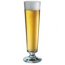 Pahar Dortmund 370 ml din sticla pentru bere, 6 buc/cutie