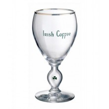 Pahar Irish Coffee 230 ml - decorat - set  6 bucati/bax