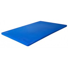 Tocator / Blat ALBASTRU din polietilena 45x30x1.2 cm