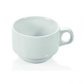 Ceasca si farfurie cafea portelan 180 ml