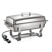 Chafing dish electric 61 x 35 x 25 cm