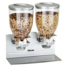 Dispenser cereale dublu 2 x 3.5 litri