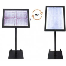 Display luminos (led) afisare meniu pentru out door