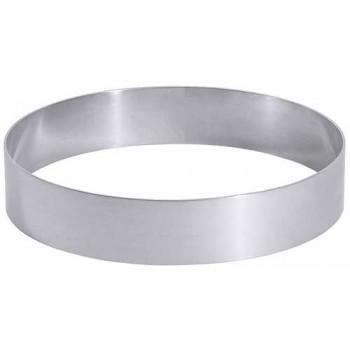Inel pentru tort aluminiu
