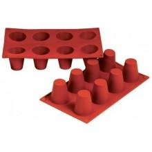 Forma silicon conica