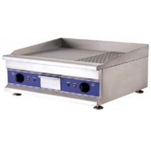 Grill, gratar electric neted si striat profesional