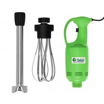 Mixer, blender vertical 40 cm cu tel profesional, Lungime tija 40 cm, Putere: 400 W, Alimentare: 230V