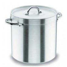 Oala aluminiu cu capac 100 litri