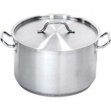 Oala inox 2.5 litri cu capac