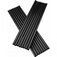 Paie jumbo drepte negre 240x7 mm 1000 buc/set