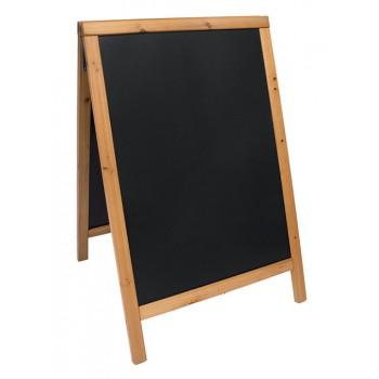 Panou stradal lemn 139x71,5x66 cm