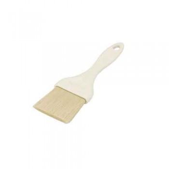 Pensula patiserie, din silicon, maner plastic, 21 x 5 cm