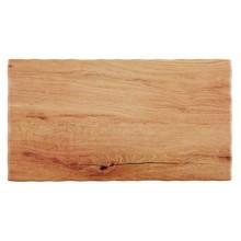 Platou melamina lemn natural, 32.5x17.5 cm