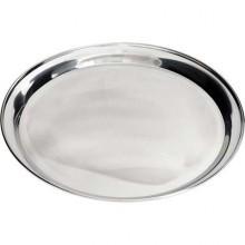 Tava inox rotunda 360 mm