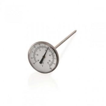 Termometru analogic carne, masurare, verificare temperatura, -40 °C pana la +70 °C, Adancime penetrare 12,5 cm