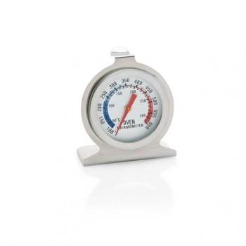Termometru cuptor interior 50 °C - 300 °C, Inox, Diametru 6 cm