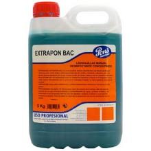 Detergent de spalat vase manual EXTRAPON BAC 5 Litri