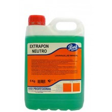 Detergent de spalat vase manual EXTRAPON NEUTRU 5 Litri