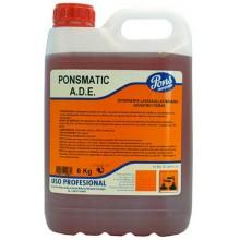 Detergent lichid spalarea automata vase PONSMATIC AD (apa dura) 5 Litri