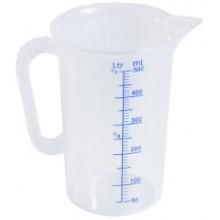 Cana gradata din polipropilena 1 litri