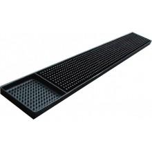 Bar mat   Covoras bar antialunecare din cauciuc 59x8x1 cm