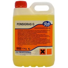 Degresant general concentrat  PONSIGRAS G - 5 Litri