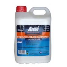 Detergent pardoseala ASEVI PORTOCALA 5 Litri
