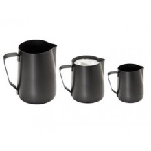 Latiera/Cana lapte spuma neagra 350 ml - Premium